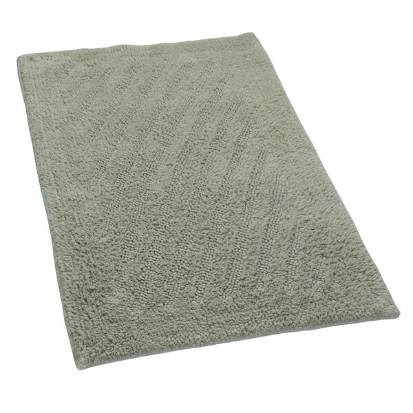 Verne 100% Cotton Shooting Star Reversible Bath Rug by The Twillery Co.